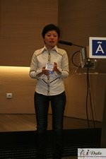 Sabrina Lee at Euro iDate2007