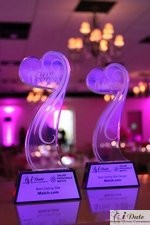 Award Trophies in Miami at the 2010 Internet Dating Industry Awards