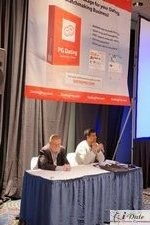 Jonathan Crutchley  (Chairman of Manhunt / Online-Buddies.com) + Rizwan Jiwan (Vice President of Product Marketing the Ashley Madison Agency) : Speakers at the January 27-29, 2010 Miami Internet Dating Conference