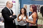Exhibit Hall at the June 22-24, 2011 Los Angeles Online and Mobile Dating Industry Conference