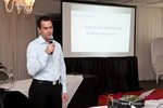 OPW Pre-Session (Mike Baldock of Courtland Brooks) at iDate2011 West