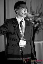 Douglass Lee (Vice President at Click2Asia) at the 2011 Los Angeles Internet Dating Summit and Convention