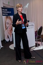 Ann Robbins (CEO of eDateAbility) at the 2011 Los Angeles Internet Dating Summit and Convention