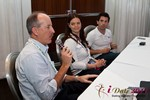 Mobile Dating Panel (Brendan O'Kane, Raluca Meyer & Joel Simkhai) at the June 22-24, 2011 Dating Industry Conference in Los Angeles