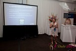 Monica Ohara (Director of Marketing at SpeedDate.com) at the 2011 Internet Dating Industry Conference in Los Angeles