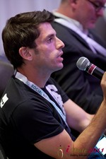 Joel Simkhai (CEO of Grindr) at iDate2011 Los Angeles