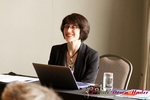 Isabelle Arnaud (ACCC) at the November 7-9, 2012 Mobile and Internet Dating Industry Conference in Sydney
