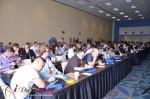 Audience for Mark Brooks - CEO - Courtland Brooks at the January 23-30, 2012 Internet Dating Super Conference in Miami