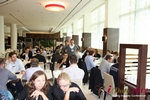Lunch  at the 2012 Cologne European Union Mobile and Internet Dating Summit and Convention