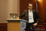 Moritz Von Tobiesen (Account Manager at Google) at the 2012 European Internet Dating Industry Conference in Germany