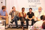 Robinne Burrell (VP at Match.com) during the Final Panel at the 2012 Los Angeles Mobile Dating Summit and Convention