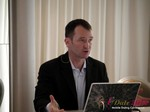 Mark Brooks (CEO of Courtland Brooks) at the June 20-22, 2012 Mobile Dating Industry Conference in Beverly Hills