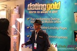 Dating Gold (Exhibitor) at the June 20-22, 2012 Mobile Dating Industry Conference in Los Angeles