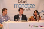 Mobile Daters at the Mobile Dating Focus Group at the iDate Mobile Dating Business Executive Convention and Trade Show