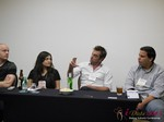 Final Panel of South America Dating Executives at the 36th iDate Dating South America Business Conference in Brasil