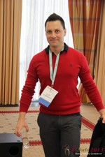 Ademar de Farias Jr (CEO of Bi2Bi) at the 2013 European Internet Dating Industry Conference in Germany
