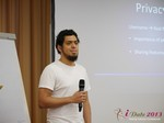 Miguel Espinoza (Developer @ PHPFox) at the 2013 Germany European Mobile and Internet Dating Summit and Convention