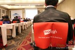 Wooyah (Chair Cover Sponsor) at the 10th Annual iDate Super Conference