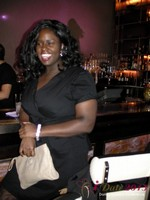 Charreah Jackson (Essence Magazine) at the Shadow Bar Party at the 10th Annual iDate Super Conference