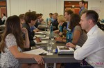 Speed Networking among Dating Industry Executives  at the 2014 E.U. Internet Dating Industry Conference in Köln