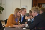 Speed Networking among Dating Industry Executives  at iDate2014 Cologne