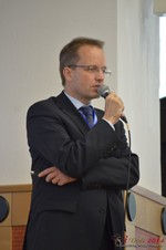 Dieter Plassman, CTO at Net-M  at the September 8-9, 2014 Köln E.U. Internet and Mobile Dating Industry Conference