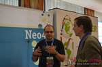 Exhibit Hall, Neo4J Sponsor  at iDate2014 Köln
