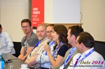 Final Panel of Dating Industry CEOs and Thought Leaders  at the 2014 Euro Internet Dating Industry Conference in Cologne