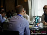 Lunch  at the September 7-9, 2014 Mobile and Online Dating Industry Conference in Cologne