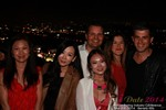 Hollywood Hills Party at Tais for Online Dating Industry Executives  at the 2014 Internet and Mobile Dating Industry Conference in California