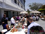 Lunch at the 38th Mobile Dating Industry Conference in California