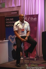 Nigel Williams, VP at Adxpansion On Best Strategies For Online Dating Conversions at the 38th Mobile Dating Industry Conference in California