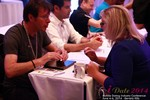 Speed Networking Among Mobile Dating Industry Executives at the 2014 California Mobile Dating Summit and Convention