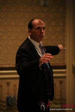 Marc Lesnick - iDate Confernece Organizer at the January 14-16, 2014 Las Vegas Internet Dating Super Conference