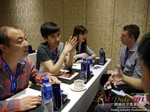 Speed Networking at the 2015 Asia and China Online Dating Industry Conference in Beijing