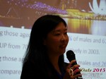 Violet Lim - CEO of Lunch Actually at the May 28-29, 2015 Beijing Asia and China Online and Mobile Dating Industry Conference