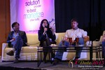 Tanya Fathers - CEO of Dating Factory on the Final Panel at the 2015 Las Vegas Digital Dating Conference and Internet Dating Industry Event