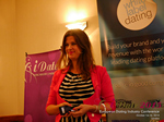 Juliette Prais CEO of Pink Lobster Dating Speaking at CEO Therapy at the 2015 London Euro Mobile and Internet Dating Expo and Convention