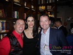 Networking Party At The Library In London For UK Dating And Match Making CEOs And Owners  at the 2015 London Euro and U.K. Mobile and Internet Dating Expo and Convention