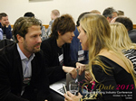 Speed Networking Among CEOs General Managers And Owners Of Dating Sites Apps And Matchmaking Businesses  at the October 14-16, 2015 event for global online dating and matchmaking professionals in London