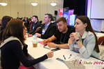 Speed Networking among Dating Professionals at the January 25-27, 2016 Internet Dating Super Conference in Miami