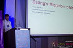 Tushar Chaudhary of Verizon Speaking on Dating Migration to Mobile at the 43rd idate international global dating industry conference