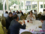 Lunch  at the 38th Mobile Dating Negócio Conference in Los Angeles