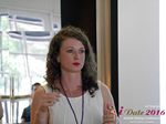 Melissa Mcdonald (Business Development at Yandex)  at the 38th Mobile Dating Indústria Conference in Califórnia