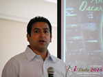 Tushar Chaudhary (Associate director at Verizon)  at the June 8-10, 2016 Mobile Dating Negócio Conference in Los Angeles