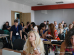 Audience at the 49th Dating Agency Industry Conference in Belarus